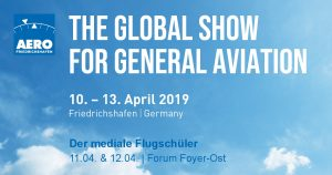 Air Colleg Consulting auf der AERO 2019
